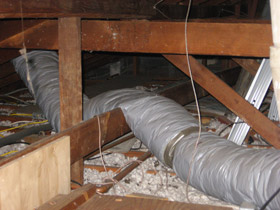 Ductwork Replacement